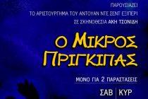 Ορεστιάδα: Παραστάσεις από την Β΄ Εφηβική Ομάδα με τον «Μικρό Πρίγκιπα»