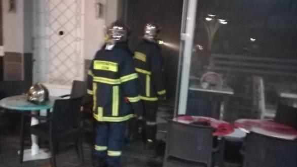 Φωτιά σε ψητοπωλείο στην Ορεστιάδα