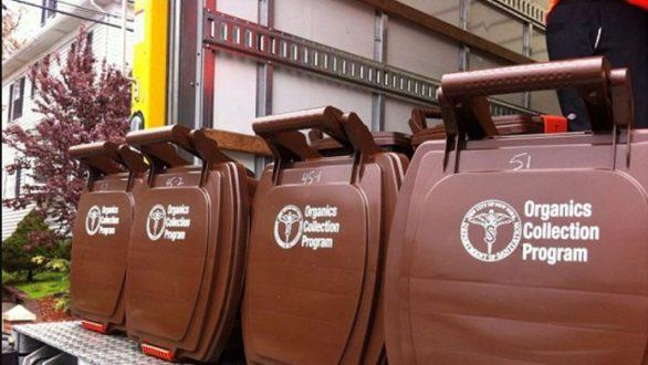 Έρχονται οι «καφέ» κάδοι για οργανικά απόβλητα σε Ορεστιάδα και Αλεξανδρούπολη