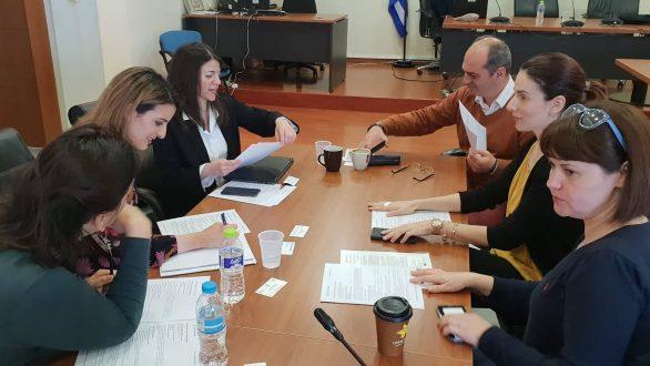 Η ομάδα της Παγκόσμιας Τράπεζας στην Αλεξανδρούπολη