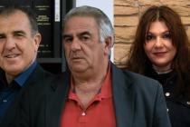 Παπαδόπουλο,Γεωργίου και Λοκαρίδου ανακοίνωσε η Γκουγκουσκίδου