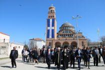 Στιγμιότυπα από τον εορτασμό της 25ης Μαρτίου στο Διδυμότειχο