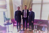 Συνάντηση του Δημάρχου Αλεξανδρούπολης με τον Σύμβουλο της Πρεσβείας της Φινλανδίας