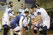 Volley League: Νίκη για τον Εθνικό κόντρα στην Α.Ε.Κομοτηνής στο ματς πρόβα των Play Out