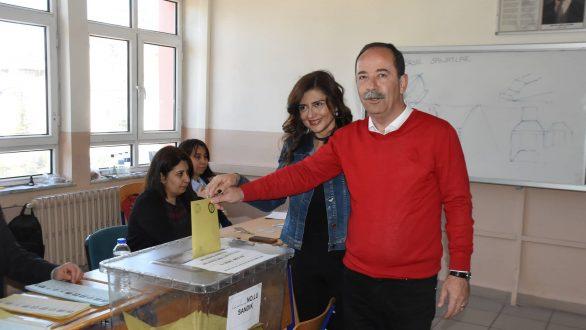 Επανεκλογή του Δημάρχου Αδριανούπολης