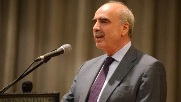 Β. Μεϊμαράκης από την Αλεξανδρούπολη: Στις εθνικές εκλογές το μήνυμα θα δοθεί απ' τις ευρωεκλογές