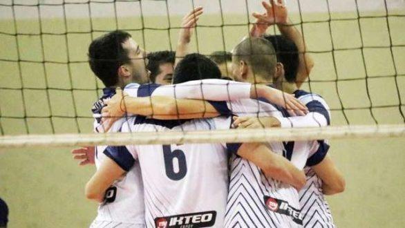 "Volley League: Αύριο στο ""Μιχάλης Παρασκευόπουλος"" ο τρίτος αγώνας των Play Out  ανάμεσα σε Εθνικό Αλεξανδρούπολης και Α.Ε.Κομοτηνής"