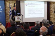 Ο Περιφερειάρχης ΑΜΘ παρουσίασε το Σχέδιο της διοίκησής του για την ανάπτυξη της Περιφέρειας.