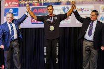 Ακόμα μια επιτυχία για τον επίλαρχο-bodybuilder Γιώργο Μαργαρίτη!