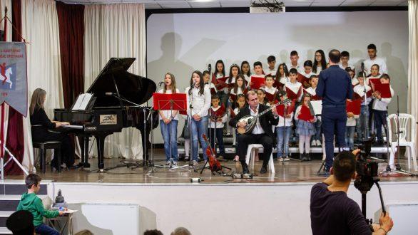 Επιτυχές το 4ο Εαρινό Χορωδιακό Φεστιβάλ Νέων