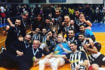 Άνοδος στην Volley League για τον ΟΦΗ των Ζλατιλίδη,Αυτζιόγλου, Σκαρλατίδη και Δημητριάδη