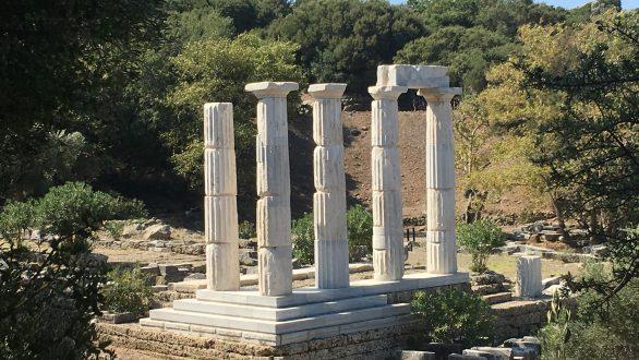 Δύο προσλήψεις στην Εφορεία Αρχαιοτήτων Έβρου