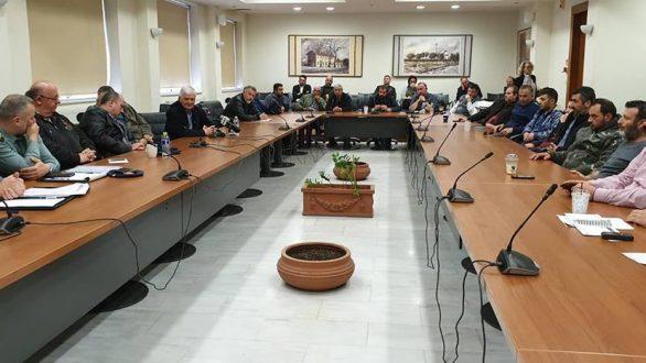 Ανοιχτή σύσκεψη φορέων στον Δήμο Αλεξανδρούπολης για τις καλύβες στο Δέλτα του Έβρου