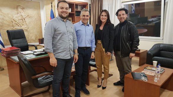 Συνάντηση Εμπορικού Συλλόγου Αλεξανδρούπολης με τον Διοικητή της 12ης Μεραρχίας
