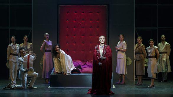 «Ο άνθρωπος που γελά» στην Ορεστιάδα σε ζωντανή μετάδοση από το Εθνικό Θέατρο