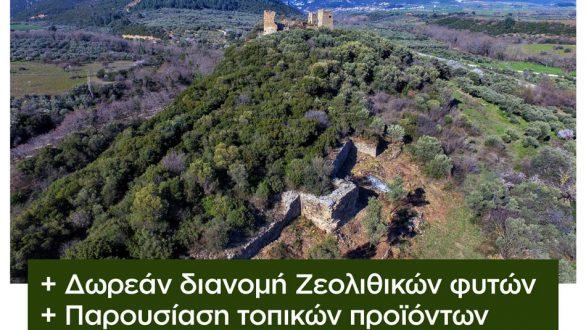 3η Γιορτή Ζεο-Παραδοσιακών φυτών Άβαντα Αλεξανδρούπολης