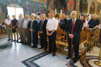 Γιορτάστηκε η Ημέρας Τιμής των Αποστράτων της Ελληνικής Αστυνομίας