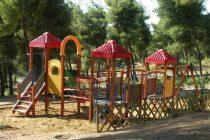 Ανασκευάζονται 5 παιδικές χαρές στο Δήμο Διδυμοτείχου