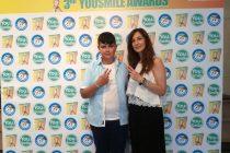 13χρονος από το Σουφλί βραβεύτηκε από «Το Χαμόγελο του Παιδιού»