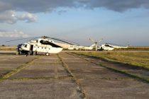 Έφτασε το πυροσβεστικό ελικόπτερο στον Έβρο
