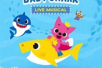 Η θεατρική παράσταση του Pinkfong με τον Baby Shark στην Αλεξανδρούπολη