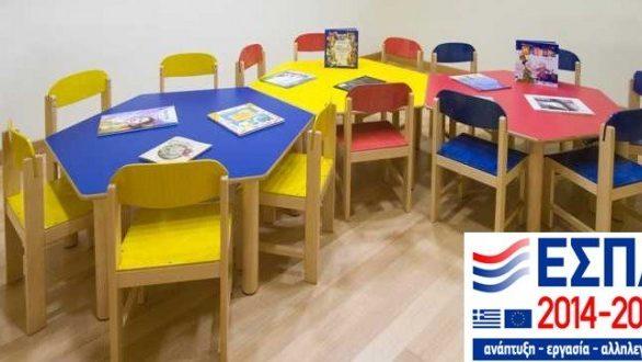 Ορεστιάδα: ανακοινώθηκαν τα οριστικά αποτελέσματα των δικαιούχων voucher για τους παιδικούς σταθμούς