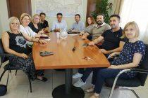 Δημιουργία μνημείου Θρακικού Ελληνισμού και άλλες δράσεις συζητήθηκαν στη συνάντηση Ε.ΠΟ.ΦΕ-Πέτροβιτς