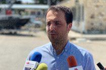 Να εκπαιδεύονται στην Θράκη οι αστυνομικοί της Frontex ζητά ο Δερμεντζόπουλος