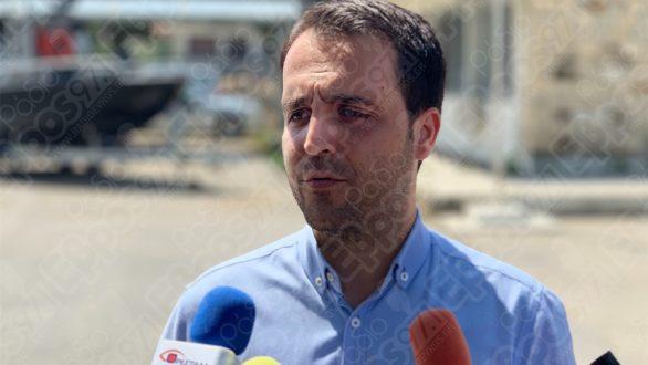 """Χ. Δερμεντζόπουλος: """"Διαφωνώ με την άποψη του κ. Γεωργιάδη για τον Έβρο"""""""