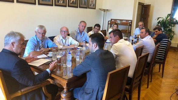 Τι συζητήθηκε στην συνάντηση φορέων του Έβρου με τον Υπουργό Αγροτικής Ανάπτυξης – Καλύτερες φέτος οι αγροτικές παραγωγές