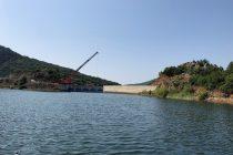Ολοκληρώθηκε το έργο αύξησης της χωρητικότητας του υδροταμιευτήρα Αισύμης της ΔΕΥΑΑ