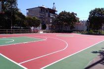 Αλεξανδρούπολη: Ξεκινούν άμεσα οι εργασίες για την ανακατασκευή τριών ανοικτών γηπέδων μπάσκετ