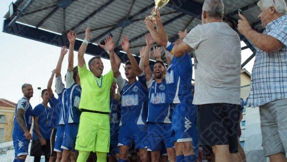 Στον Ορέστη Ορεστιάδας το 2ο Super Cup  της ΕΠΣ Έβρου, με ανατροπή στα πέντε τελευταία λεπτά του αγώνα