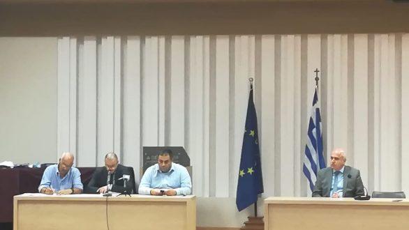 Το νέο προεδρείο του Περιφερειακού Συμβουλίου Ανατολικής Μακεδονίας και Θράκης