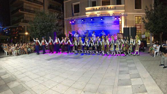 Με επιτυχία πραγματοποιήθηκε το Φεστιβάλ Θρακικού Πελάγους