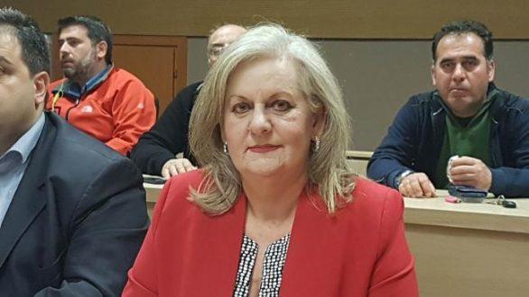 Νέα Εκτελεστική Γραμματέας της Περιφέρειας ΑΜΘ η Ελένη Δημούδη