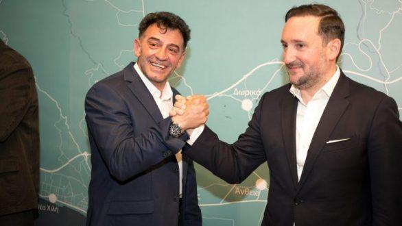 Ο Δημήτρης Κολιός νέος πρόεδρος Δημοτικού Συμβουλίου Αλεξανδρούπολης