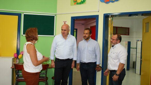 2,2 εκατομμύρια ευρώ από την ΠΑΜΘ για θέσεις σε παιδικούς σταθμούς