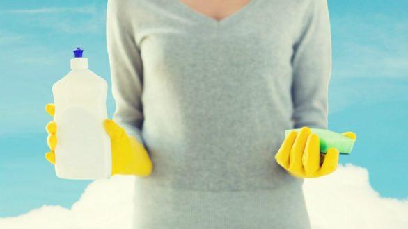 Πού δεν πρέπει να χρησιμοποιείτε ποτέ απορρυπαντικό πιάτων
