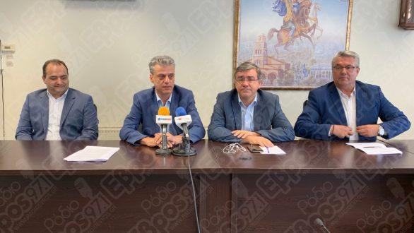 Υπεγράφη η σύμβαση του έργου που θα φέρει τέλος στη μεταφορά των σκουπιδιών στην Κομοτηνή