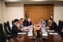 Τι είπαν Payatt-Τοψίδης στην σημερινή τους συνάντηση στο Επιμελητήριο Έβρου