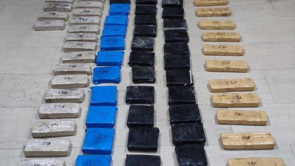 Κομοτηνή: Σύλληψη έξι ατόμων και κατάσχεση 42 κιλών ηρωίνης