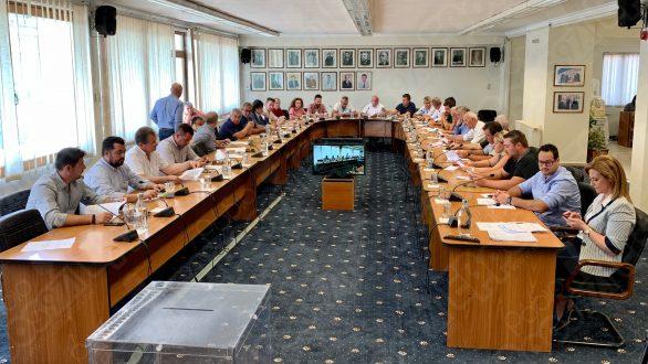 Συνεδριάζει -δια περιφοράς- την Τρίτη το Δημοτικό Συμβούλιο Ορεστιάδας