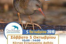 Δαδιά: Γιορτή Πουλιών 2019