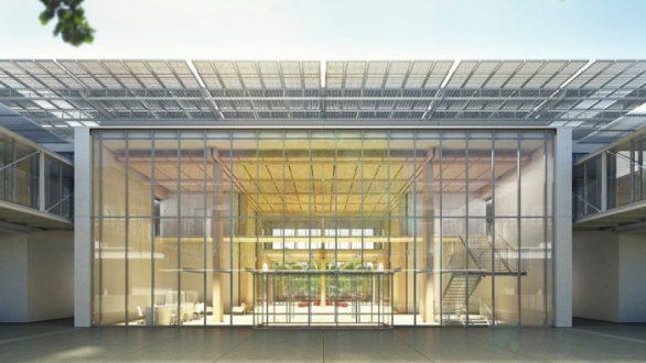 Το εντυπωσιακό νοσοκομείο της Κομοτηνής που σχεδίασε ο Renzo Piano