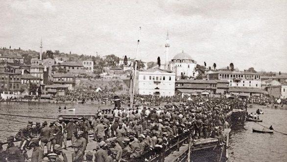1/10/1922: Με τη Συνθήκη των Μουδανιών η Ελλάδα χάνει την Ανατολική Θράκη