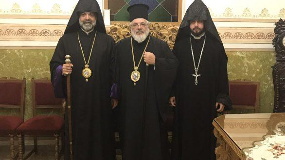 Ο Αρμένιος Μητροπολίτης στο Διδυμότειχο