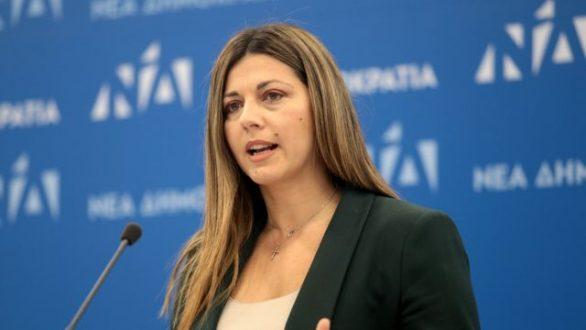 Στην Ορεστιάδα σήμερα και αύριο η Υφυπουργός Παιδείας Σοφία Ζαχαράκη