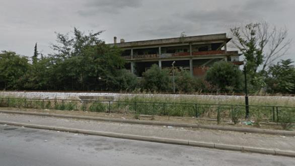 ΣΟΚ στην Ξάνθη με απανθρακωμένο πτώμα σε εγκαταλελειμμένο εργοστάσιο