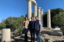 Τσώνης: Ιδιαίτερα σημαντική η επίσκεψη του Υπουργού Τουρισμού στην Σαμοθράκη